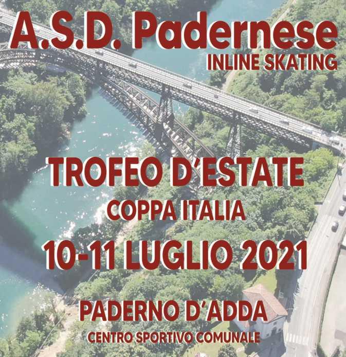 Eurokoll è sponsor ufficiale del Trofeo d'Estate 2021 di pattinaggio, organizzato dalla ASD Padernese